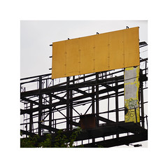 (Luis_maldonado) Tags: street nyc travel summer sky newyork color yellow digital square grid design nikon highway bronx space billboard diagonal transit commute rectangle parallelogram nikond5200