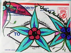 Stickers (This is Awkward) Tags: nyc streetart art sticker stickerart drawing stickers postal handdrawn thisisawkward thisisawkwardnyc
