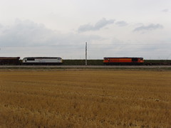 189. Class 56 and 58 nr. St. Hilaire depot, France. 29-July-05; Ref-D4a3-P32 (paulfuller128) Tags: tso seco sainthilaire class56 class58 lgvest ocquerre fertis pagnysurmoselle c58lg