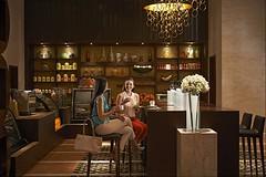 アフタヌーンティーで人気のホテル ラッフルズ マカティ