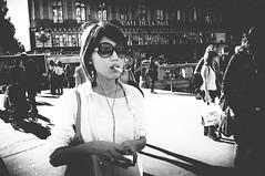 People in the street (KATANGA67) Tags: street people urban bw paris photography photo blackwhite fuji photographie photos streetphotography nb parisienne photographies x100 parisiens fujifilmx100 fujix100
