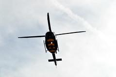 ZJ235 Bell 412EP Griffin HT1 (Dave McGlinchey) Tags: helicopters heli lfa raf lowflying rafshawbury defencehelicopterflyingschool bell412epgriffinht1 zj235 lowflyarea lfa7t