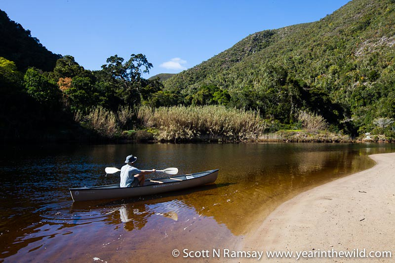 Keurbooms River Nature Reserve - South Africa