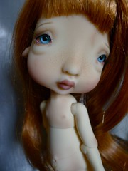 Miss Humpty Dumpty (leahlilly) Tags: doll bjd kane humpty dumpty faceup nefer circuskane