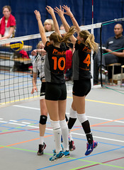 PA198863 (roel.ubels) Tags: sport arnhem volleyball vv volleybal eredivisie alterno papendal 2013 talentteam nevobo