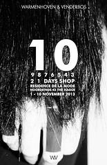 WARMENHOVEN & VENDERBOS   10 DAYS SHOP   PRET A PORTER FASHION (WARMENHOVEN & VENDERBOS) Tags: shopping boutique winkel mode readytowear fashionboutique dutchdesign pretaporter clothingshop conceptualfashion dutchfashion highendfashion fashionevent avantgardefashion warmenhovenvenderbos residencedelamode saschawarmenhoven babettevenderbos conceptuelemode nederlandsemodeontwerpers nederlandsemode modepopupshop fashionpopupshop modepopupwinkel