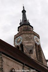 Tbingen, Herbst 2013 (Claus Wagner2010) Tags: herbst schloss tuebingen tbingen schlos neckarinsel
