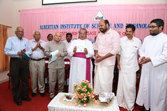 "12-10-2013 - Festschrift - Release of book - on the trial of an institution Builder -  at Albertian Institute of Sceince and Technology - Technical Campus - Engineering College • <a style=""font-size:0.8em;"" href=""http://www.flickr.com/photos/98005749@N06/10603102855/"" target=""_blank"">View on Flickr</a>"