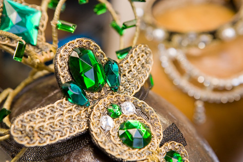 Emeralds, Rubies and Diamonds: Adding the sparkle to The Royal Ballet's Jewels