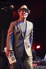 Thomas Dolby @ Showbox Market (Crickontour) Tags: seattle november musician music film washington concert keyboard tour live singer showbox performace synthpop newwave songwriter thomasdolby alexcrick 2013 crickontour showboxmarket theinvisiblelighthouse