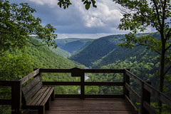A Quiet Corner (Photosequence) Tags: park nature harrison state grand canyon pa leonard