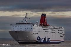 Stena Europe (Das Boot 160) Tags: sea ferry port liverpool docks river ships birkenhead ferries mersey lairds stenaeurope merseyshipping alfredlock