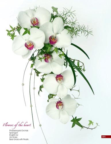 Bridal Bouquet — Photo by Sharon McGukin, AAF, AIFD, PFCI