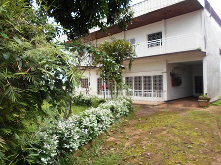House (Villa) for sale at Yaoundé, Elig-essono - 4 bedroom(s) - 250 000 000 FCFA