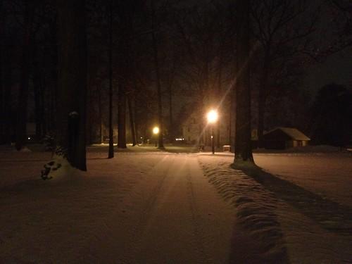 Third Snow