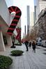 Solow Building, Midtown Manhattan (SomePhotosTakenByMe) Tags: christmas city nyc newyorkcity vacation usa holiday newyork building architecture america skyscraper weihnachten unitedstates manhattan urlaub decoration midtown uptown architektur amerika gebäude innenstadt weihnachtsdekoration wolkenkratzer solow solowbuilding candycrane