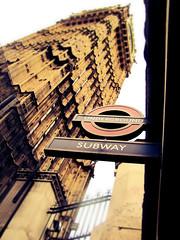 Il Grande Ben (nena31189) Tags: london subway tube bigben