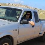 "Chris in de Arubaanse truck <a style=""margin-left:10px; font-size:0.8em;"" href=""http://www.flickr.com/photos/94191857@N07/12015573816/"" target=""_blank"">@flickr</a>"