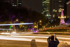 Mexico City (StifGoC) Tags: city parque angel mexico lago caballos df bosque nubes gonzalez reforma federal esteban pedal independencia patos chapultepec distrito lanchas goce cisneros ganzos