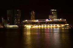 Norwegian Getaway! (Durk Houtsma.) Tags: cruise rotterdam nederland norwegian cruiseship zuidholland cruiseterminal ncl cruiseschip wilhelminapier norwegiancruiseline cruiseport norwegiangetaway