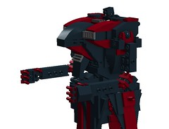 Harbinger WIP 03 (TF Twitch) Tags: mobile digital lego designer space suit gundam armored core mecha mech ldd flickrandroidapp:filter=none