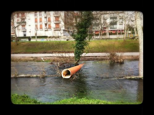 Afloramentos da riada