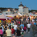 Marché nocturne - Port de Bourgenay - Crédit photo : V. Joncheray