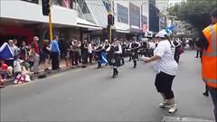 Wellington Sevens Street Parade 2014