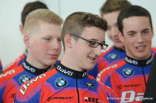 Ploegvoorstelling Davo Cycling Team (112)