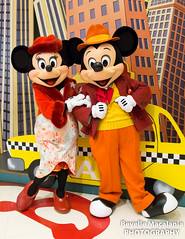 Mickey & Minnie - Valentine's Day Outfits (Bevelle Macalania) Tags: paris disneyland フランス シェシー イル・ド・フランス