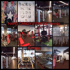Hard Candy Fitness #Toronto. (Ms. JAG) Tags: toronto candy madonna hard workout fitness gym