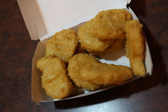 314-365 McDonalds Chicken McNuggets (elsie.hui) Tags: canon mcdonalds chickenmcnuggets project365 eosm