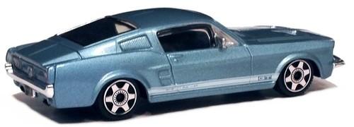 Burago Mustang GT Fastback 1967