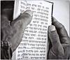 A working man and his prayer... (Mike Goldberg) Tags: jerusalem psalms prayers mikegoldberg haveagreattuesday panasonicfz35