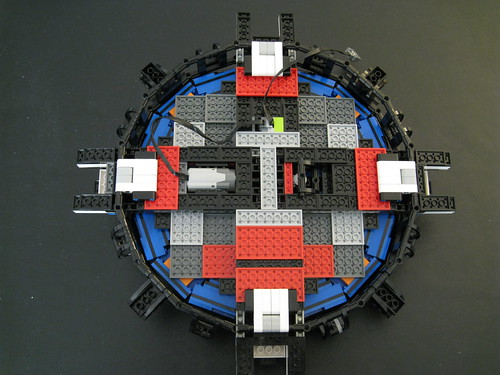 The Wrath of Poseidon (Central Mechanism Bottom View)