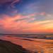 Sunset Afterglow ,Varca Beach Goa,India