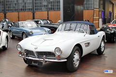1956 - 1959 BMW 507 (Georg Sander) Tags: pictures auto old wallpaper white classic cars car photo high automobile foto image photos alt picture mobil images fotos bmw vehicle resolution oldtimer 1956 autos bild weiss bilder 1959 507 automobil weis