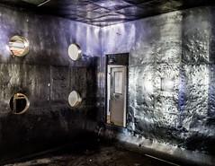 Silver Room (darkday.) Tags: abandoned factory risk australian australia infiltration qld aussie hacking ue mik urbex queenslander
