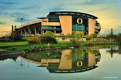 Autzen Stadium (JSB PHOTOGRAPHS) Tags: eugeneoregon goducks autzen autzenstadium dsc4129