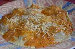 Ravioles Caseros @ La Comida de mi Casa (lgvanegas) Tags: pasta ravioles raviolli lacomidademicasa