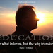 Education...Learning Can Transform our Lives