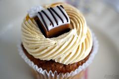 DSC_0029-1 (ScootaCoota Photography) Tags: cupcakes cake dessert food yum eat tasty treat salted caramel indoors nikon photo photography macro