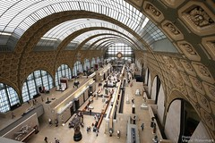 20170407_orsay_grande_galerie_955o5 (isogood) Tags: orsay orsaymuseum paris france art sculpture statues decor station artists