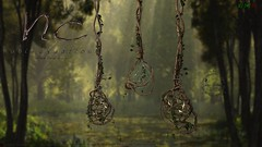 [NC] - Rain Drop Ivy - TLC 1outof2 (niki8901 - andycool90 ,Secondlife, Gor, Roleplay) Tags: nc noblecreations niki8901 andycool90 gor gorean medieval fantasy sl secondlife slevents garden decor tlc theliaisoncollaborative