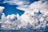 Interdiction (marcus.greco) Tags: interdiction divieto cloud sky blue colors minimal abstract
