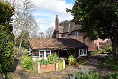 Potting Shed (John A King) Tags: redhouse upton williammorris nationaltrust