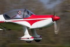 G-CEHS Cap 10B (amisbk196) Tags: airfield aircraft aviation flickr lashenden amis headcorn 2017 unitedkingdom kent uk 80d gcehs cap 10b