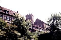 auf der Wartburg 1959 (4) (Knipser@) Tags: eisenach wartburg 1959 hawe ddr thüringen