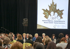 038A9600 Premier Kathleen Wynne spoke at the National Indigenous Women's Summit. (Ontario Liberal Caucus) Tags: internationalwomensday indigenous indigenouswomen naidooharris zimmer