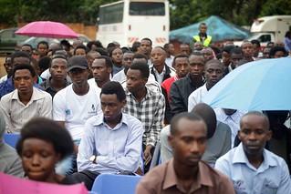 AMAFOTO #KWIBUKA23 UR Nyarugenge Campus   Kigali 11 Mata 2017
